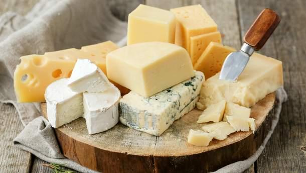 Вчені розповіли про користь сиру для судин