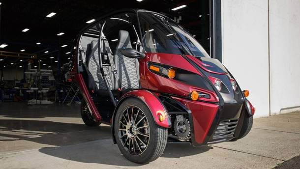 Електрокар Arcimoto Fun Utility Vehicle