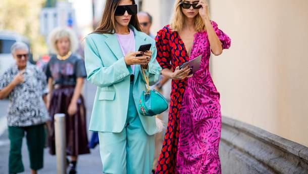 """Street style у Мілані: як виглядають гості Тижня моди на вулицях """"столиці моди"""""""