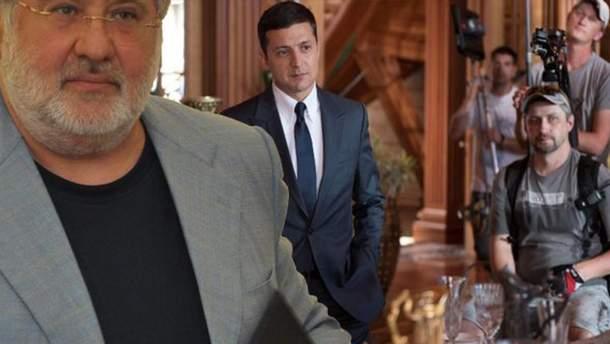 Якщо суд прийме рішення на користь Коломойського, Зеленський стане його спільником, – Фурса