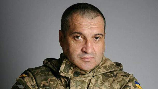 Помер військовий Микола Гладій