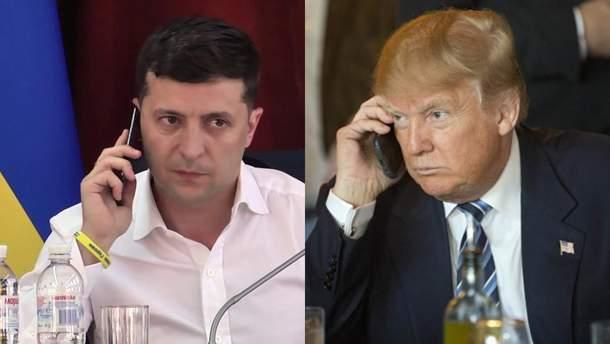 Україна та США в епіцентрі нового скандалу через розмову Трампа із Зеленським: що про це відомо