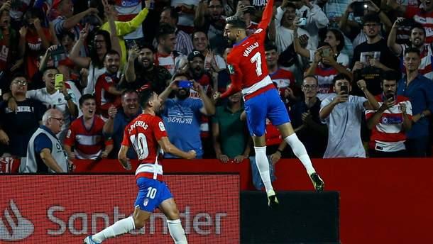 """""""Барселона"""" сенсаційно програла """"Гранаді"""", пропустивши гол на 63 секунді: відео"""