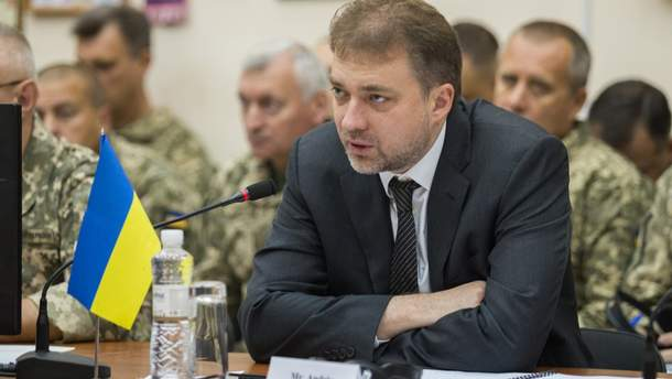 Министр обороны прокомментировал связи с Зеленским и Коломойским