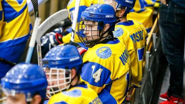 Украинский хоккеист забросил свою первую шайбу за канадский клуб: видео