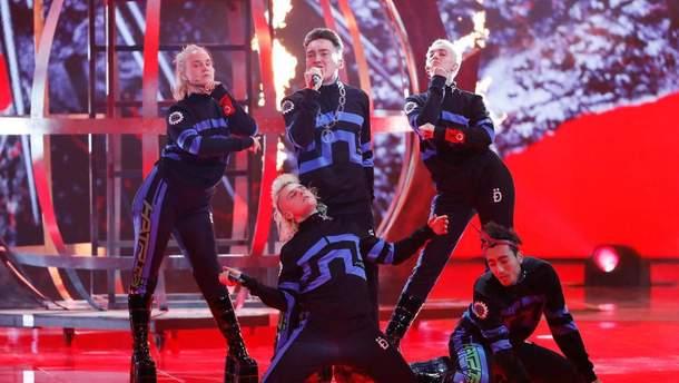 Гурт Hatari на Євробаченні-2019