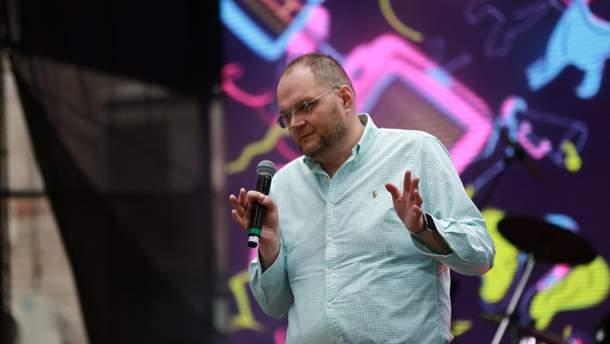 Міністр культури Бородянський прокоментував можливість зміни мовного закону