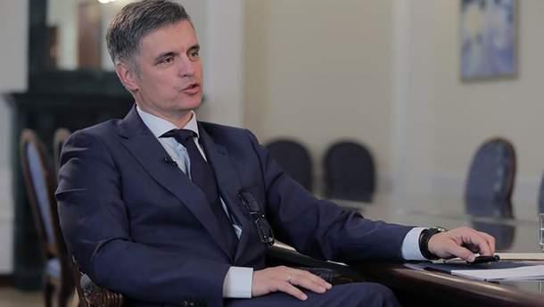Пристайко пояснив, у чому полягає план Зеленського щодо Донбасу