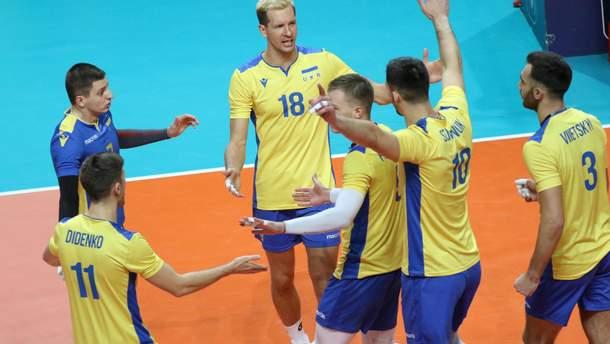 Украина – Сербия: где смотреть онлайн 1/4 Евро 2019 по волейболу