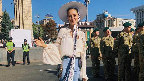 Alina Pash на День Незалежності України