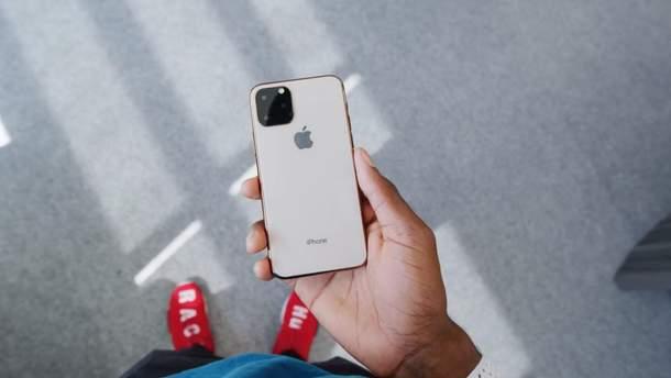 iPhone 11 Pro Max испытали на прочность