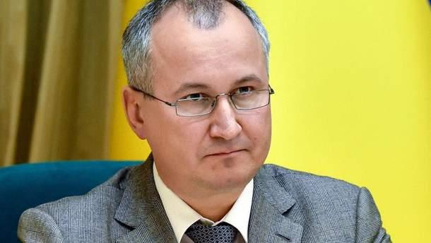 Василий Грицак – экс-глава СБУ времен Порошенко