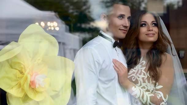 Яна Соломко розлучилась з чоловіком після 4 років шлюбу