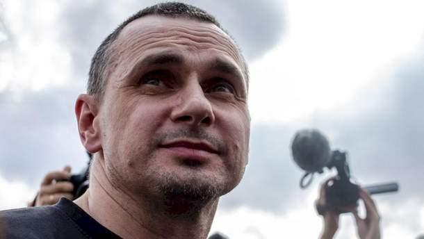 Олег Сенцов рассказал о будущих планах
