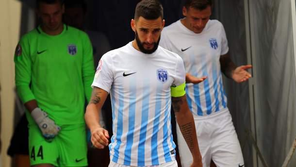 Десна – Олимпик: смотреть онлайн матч 5 октября 2019 – Чемпионат Украины