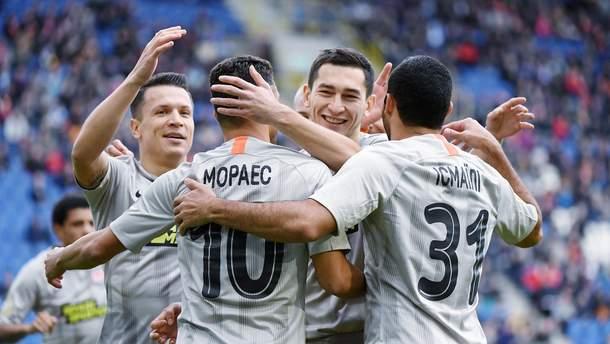 Дніпро-1 – Шахтар: огляд і рахунок матчу 05.10.2019 – чемпіонат України