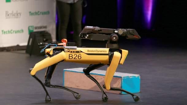 Робота-пса Boston Dynamics  Spot  можна купити