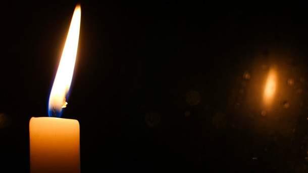 Александр Маркив погиб от обстрела