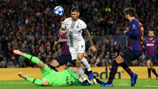 Барселона – Интер: где смотреть онлайн матч 2 октября 2019 – Лига чемпионов