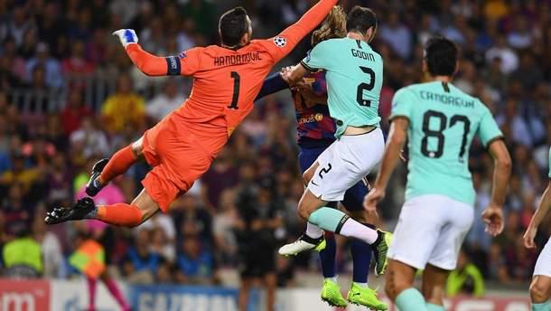 Барселона – Інтер: огляд і рахунок матчу 2 жовтня 2019 – Ліга чемпіонів