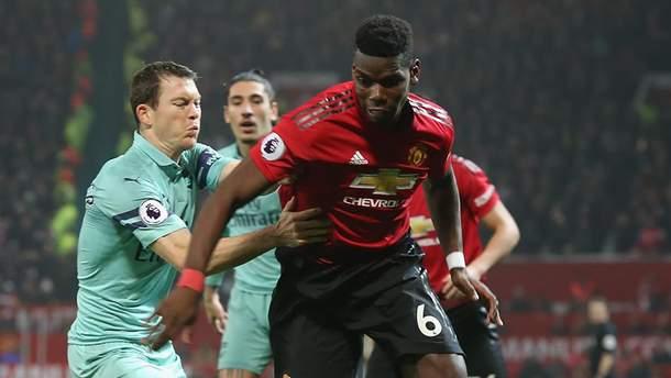 МЮ – Арсенал смотреть онлайн матч