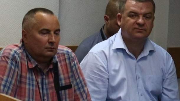 """Діаманотові прокури"" Шапакін і Корнієць"