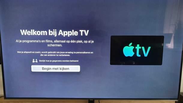 Фільми для Apple TV + будуть показувати в кінотеатрах