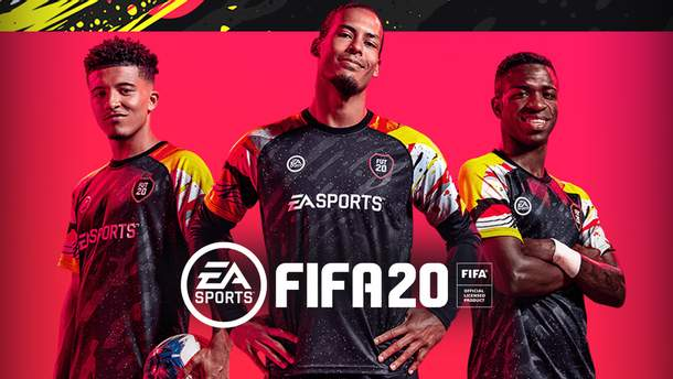 Рейтинг гри FIFA 20 рекордно обвалився