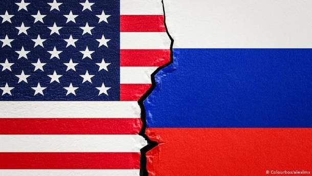 В России заявили, что новые санкции США вредят нормализации отношений