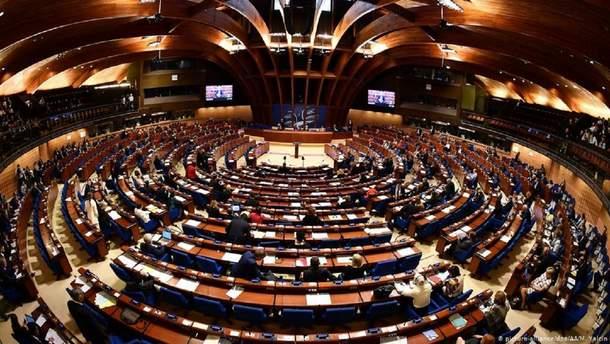 Польща приєдналася до бойкоту в ПАРЄ