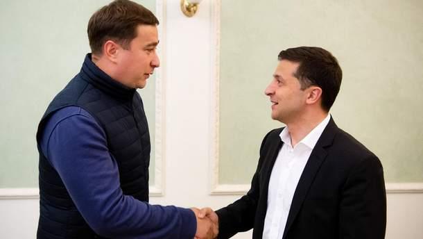 Роман Лещенко стал новым уполномоченным президента по земельным вопросам