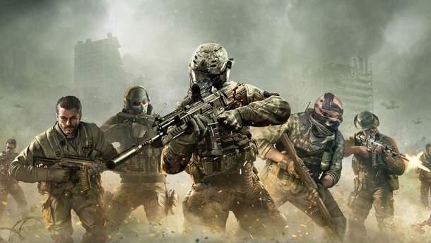 Гра Call of Duty Mobile офіційно доступна на iOS та Android