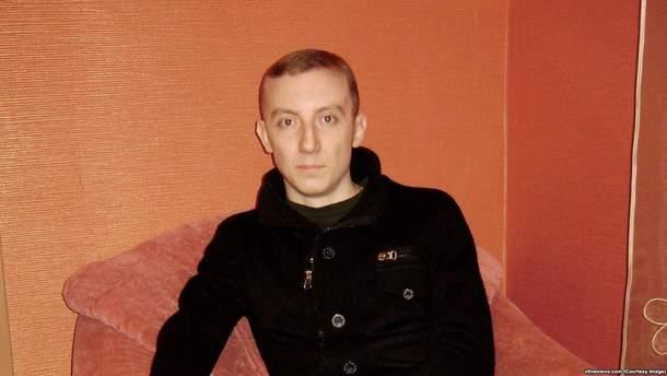 Журналист Асеев отмечает 30-летний юбилей в плену боевиков