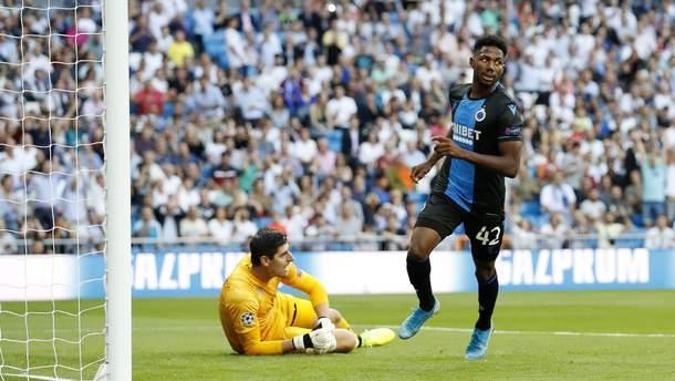 """Колишній нападник """"Зорі"""" забив два курйозні голи у ворота """"Реалу"""" у Лізі чемпіонів: відео"""