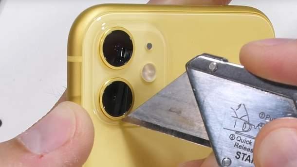 iPhone 11 пройшов тест на міцність