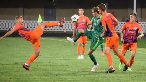 Ворскла – Маріуполь: огляд і рахунок матчу 05.10.2019 – чемпіонат Україн