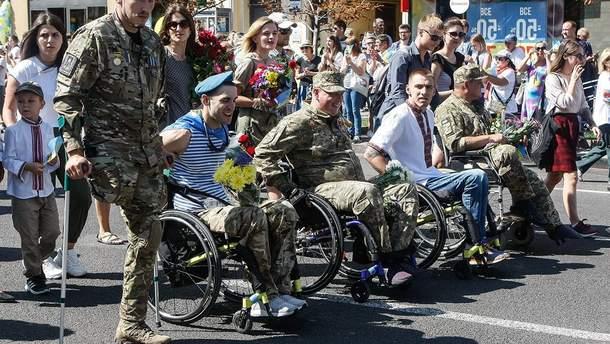 Питаннями правового статусу ветеранів війни займатиметься ТСК парламенту