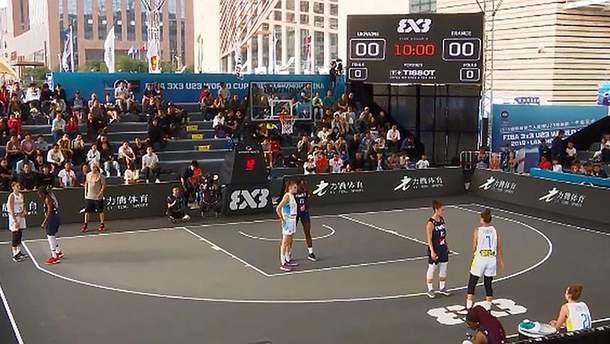 Женская сборная Украины по баскетболу победно стартовала на чемпионате мира 3х3: видео