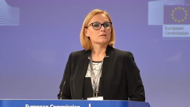 В ЕС отреагировали на согласование Украиной формулы Штайнмайера