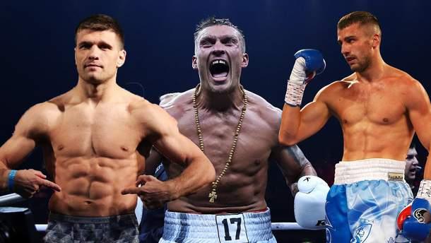 Топ-поєдинки українських боксерів у жовтні: розклад боїв