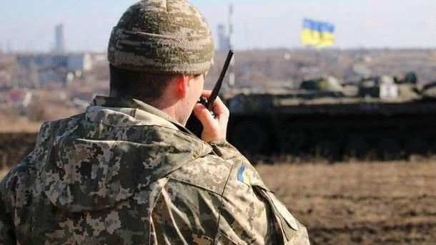 Боевики продолжают обстреливать силы ВСУ на Донбассе