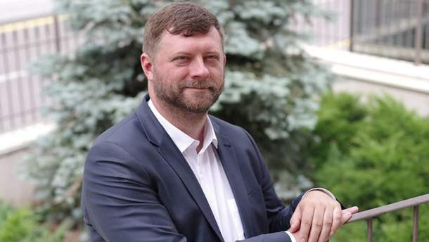 """Александр Корниенко вероятнее всего станет новым главой """"Слуги народа"""""""