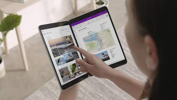 Microsoft представила операційну систему Windows 10X