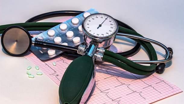Низький тиск: симптоми та що робити