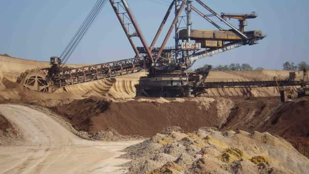 Гірничодобувна промисловість