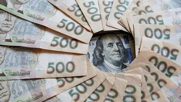 НБУ витратив  200 мільйонів доларів на підтримку гривні