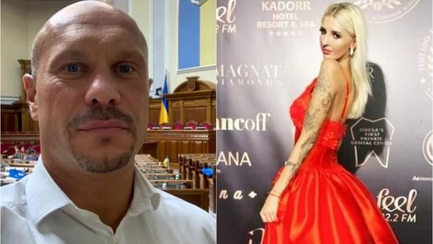 Ілля Кива окунфузився у залі парламенту