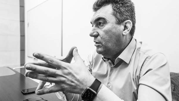 Алексей Данилов – биография нового секретаря СНБО