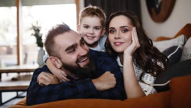 Юлія Саніна показала сімейні фото
