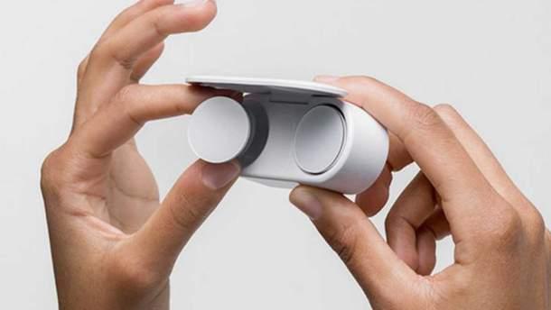 Бездротові навушники Microsoft Surface Earbuds